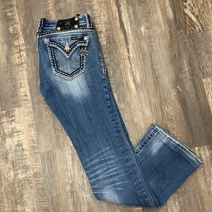 Miss Me jeans size 27 nice condition